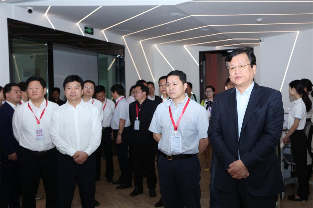湖南首个!湘江金融科技孵化空间在楷林国际揭牌运营